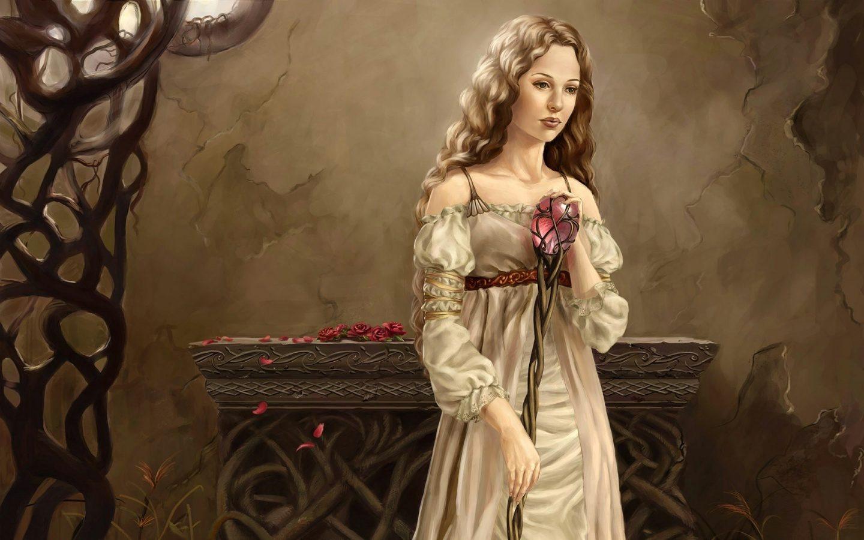Női karakterek a fantasy világában