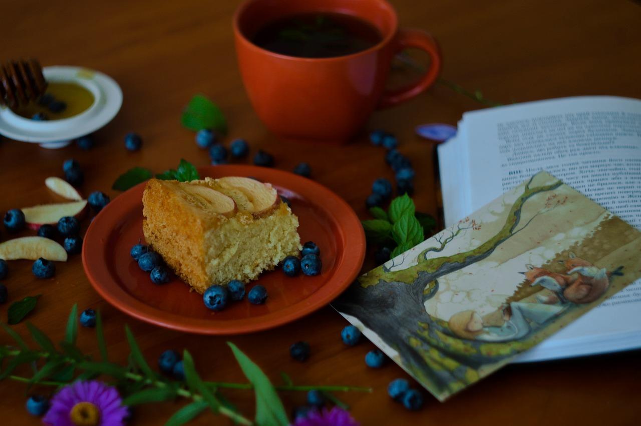 Édes olvasnivalók tavaszra