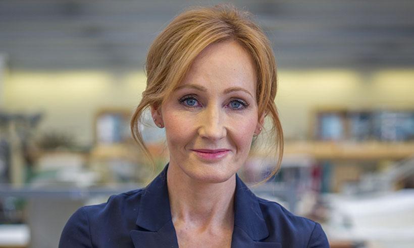 J. K. Rowling titkok