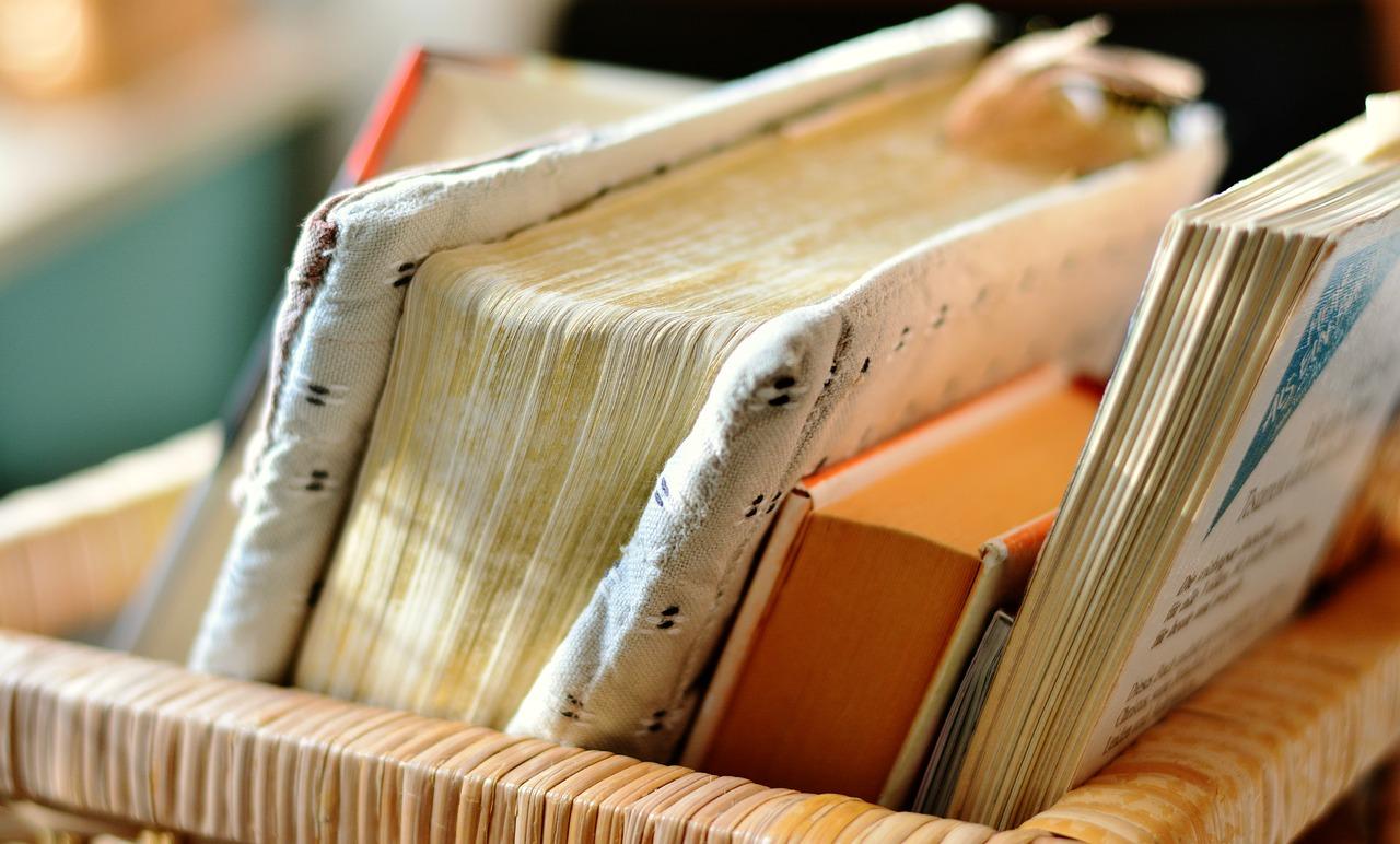 Kötelező könyvek egy kezdő író könyvtárába