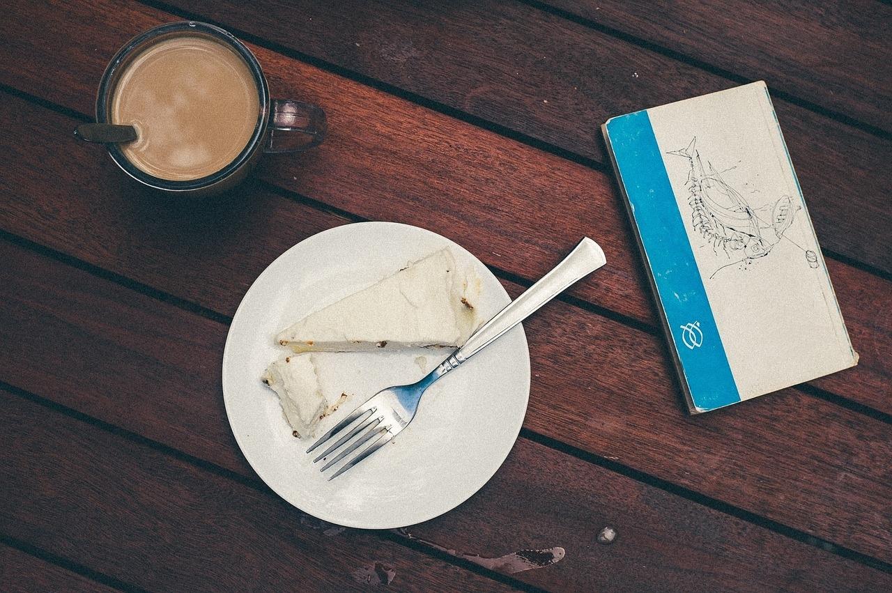 Válassz tortát, válassz olvasnivalót