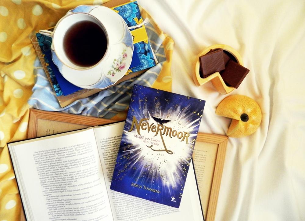 Elátkozottból csudálatos – Nevermoor értékelés