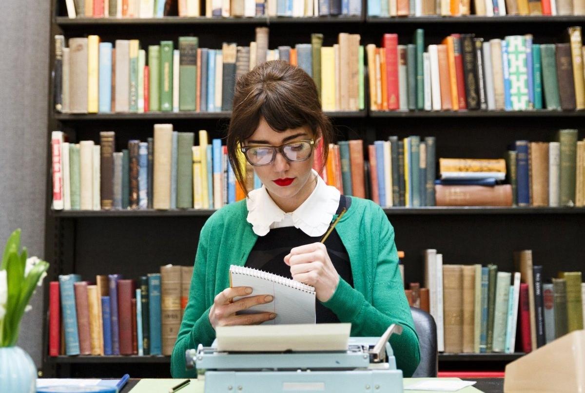 Ki mondta, hogy könyvtárosnak lenni unalmas?