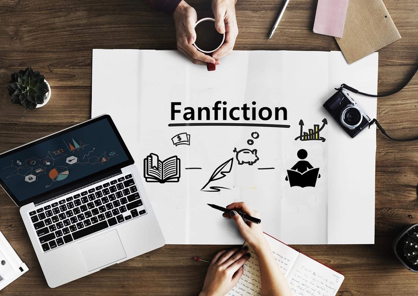 Neves szerzők, akik fanfictionben utaztak