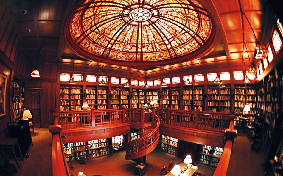 Lélegzetelállító magánkönyvtárak a nagyvilágból